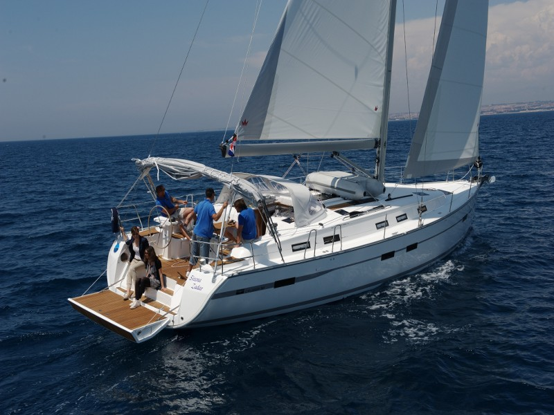 plachetnice bavaria 50 cruiser archa yachting. Black Bedroom Furniture Sets. Home Design Ideas