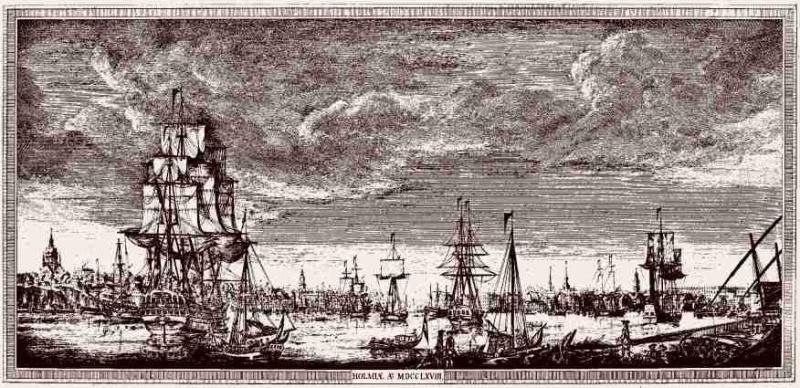 Replika historické plachetnice