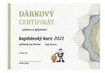 darkovy certifikat 2022